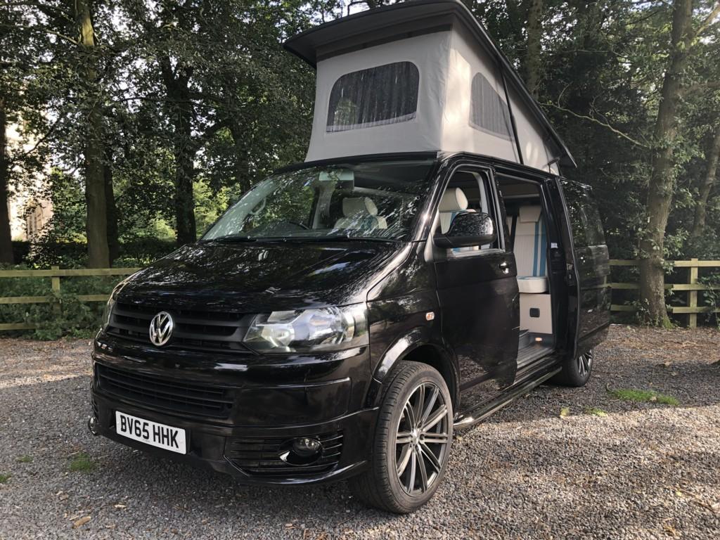 VW T5 Styleline 2 Campervan | StyleLine