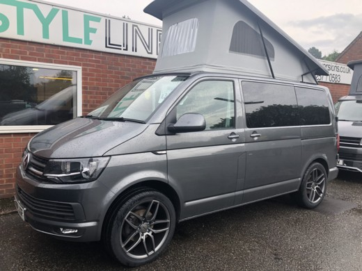Campers for sale | StyleLine